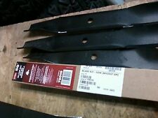 "TORO OEM 50"" Zero Turn Lawn Mower Blade 79016 Set of 3 Blades 2007+"
