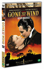 Gone with the Wind (1939) Clark Gable, Vivien Leigh DVD *NEW
