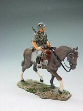 KING & COUNTRY GERMAN CAVALRY GC004 MOUNTED RIFLEMAN WITH HELMET MIB
