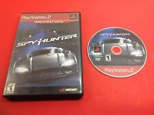Spyhunter (PS2) 50% off shipping on additional purchase
