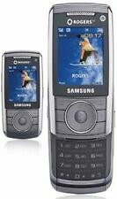 SAMSUNG SGH-A736 ROGERS CHATR SLIDER MOBILE CELL PHONE CELLULAR GSM POCKET SMALL