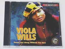 The Best of Viola Wills by Viola Wills (CD, Dec-1995, Hot Productions)