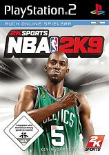 NBA 2k9 Basket per ps2 Nuovo/Scatola Originale