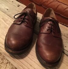 MEPHISTO Air-Relax GOODYEAR WELT LEATHER Laced Shoes US 11 BROWN