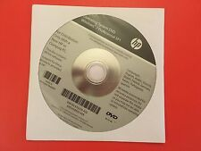 WINDOWS 7 Pro SP1 64 bit HP Compaq Operating System DVD 650435-a26 FREE P+P inUK