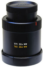 Leica 32x / 26x WW wide eyepiece for Televid 77 & 62 spotting scopes