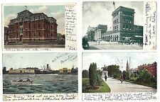 POSTCARDS. BOSTON. Old issues.  c.1903-1907. (BI#47)