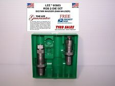 90883 * LEE RGB 2-DIE SET * 8x57MM MAUSER ( 8MM MAUSER )