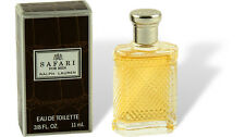 "Ralph Lauren - ""Safari for Men"" Parfum Miniatur 11ml EdT Eau de Toilette mit Box"