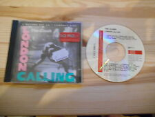 CD Punk The Clash - London Calling (19 Song) COLUMBIA