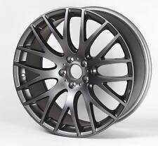 Stasis Engineering Wheels: SE12 21x10 Audi Anthracite 5x112 A7 Q5, SQ5, '11+ A8