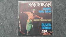 Oliver Onions - Sandokan 7'' Single SUNG IN SPANISH