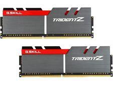 G.SKILL TridentZ Series 16GB (2 x 8GB) 288-Pin DDR4 SDRAM DDR4 3200 (PC4 25600)