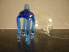PAIR OF NEW OCTOPUS & FISH GLASS AQUARIUM CHARMS