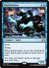 RATTLECHAINS Shadows over Innistrad MTG Blue Creature — Spirit Rare