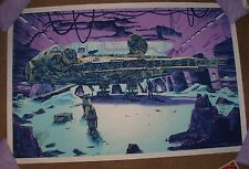 STAR WARS poster print WHAT A PIECE OF JUNK Tim Doyle Unreal Estate