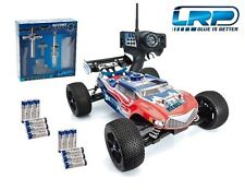 LRP S8 Rebel 131511 PACK TX 2.4GHz RTR - 1/8 Nitro Truggy RTR 2.4GHz
