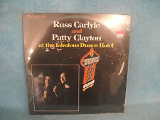Russ Carlyle & Patty Clayton at the Fabulous Dunes Hotel, FONA 6001, 2LPs SEALED