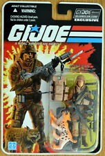 "GI Joe Collectors Club FSS Exclusive POINT MAN ""SPEARHEAD""  Figure MOSC"