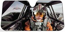 Star Wars Snow Speeder Luke Car Auto Windshield Sun Shade Sunshade Screen