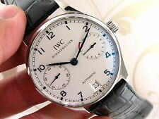 IWC IW500107 Portuguese 7 Days Automatic Men's Watch Near Mint Retail $13600