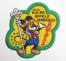 22rd world scout jamboree DOMINICA CONTINGENT  2011