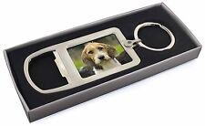 Welsh Fox Terrier Dog Chrome Metal Bottle Opener Keyring in Box Gift , AD-FT4MBO