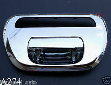 MITSUBISHI L200 ANIMAL WARRIOR TRUCK 05 06 07 - 2013 CHROME FULL TAILGATE HANDLE