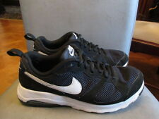 Nike Air black trainers size 9