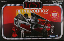 Star wars legacy the vintage collection tvc exclusive tie interceptor fighter