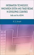 Information Technology, Innovation System and Trade Regime in Developing...