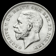 1935 King George V Rocking Horse Silver Jubilee Crown, A/BU