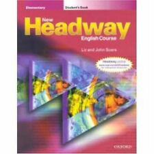 New Headway Elementary Students Book