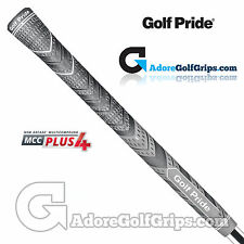 Golf Pride New Decade Multi Compound MCC Plus 4 Undersize - Black / Grey x 9
