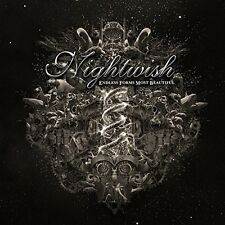 NIGHTWISH - ENDLESS FORMS MOST BEAUTIFUL 2 VINYL BLACK  LP NEW+