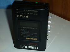 Vintage Sony WM-AF57 WM-BF57 Walkman AM/FM Radio Portable Cassette Player