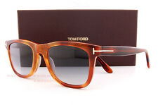 Brand New Tom Ford Sunglasses FT 9336 52B Havana/Grey Gradient For Men