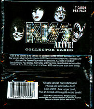 Kiss Alive - Collectors Trading Cards Pak