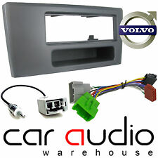 FP-10-04 Volvo S60 2000-2004 Car Stereo Single Din Fascia Panel Fitting Kit