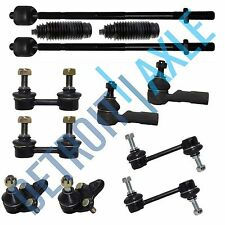 Brand New 12pc Front Suspension Kit for 1994-1999 Toyota Celica