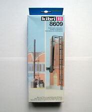 Kibri Scala H0 8609 - Set di accessori per ventilazione impianto industriale
