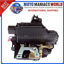 FRONT LEFT Door Lock Mechanism VW POLO 9N 2001-2009 SEAT IBIZA 3 III 2002-2009