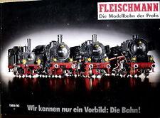 Catalgo Fleischmann 1989-90 in scala H0 - DEU - Tr.13