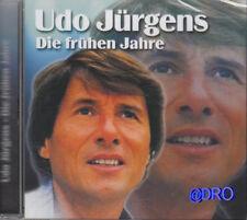 UDO JÜRGENS + CD + Die frühen Jahre + 15 Hits + NEU OVP