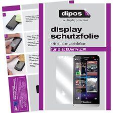 2x Blackberry Z30 Protector de Pantalla protectores transparente