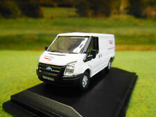 OXFORD NETWORK RAIL SWB MK7 TRANSIT VAN 1/76 76FT023 BRAND NEW
