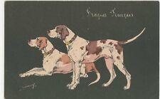 Espinassy, Hunting Dogs Postcard #2, B268