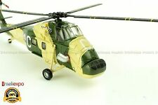 Westland Wessex HU5 1969 UK Military Helicopter British Army Model 1/72 No 12
