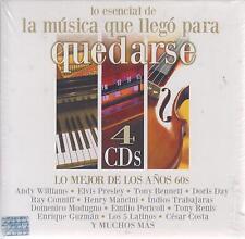 CD - La Musica Que Llego Para Quedarse NEW Lo Esencial De 4 CD - FAST SHIPPING !
