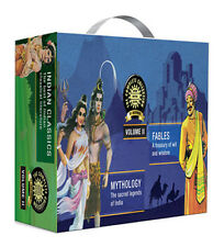 Amar Chitra Katha Collection Vol. II - Brand New Box Set in English-Illustrated